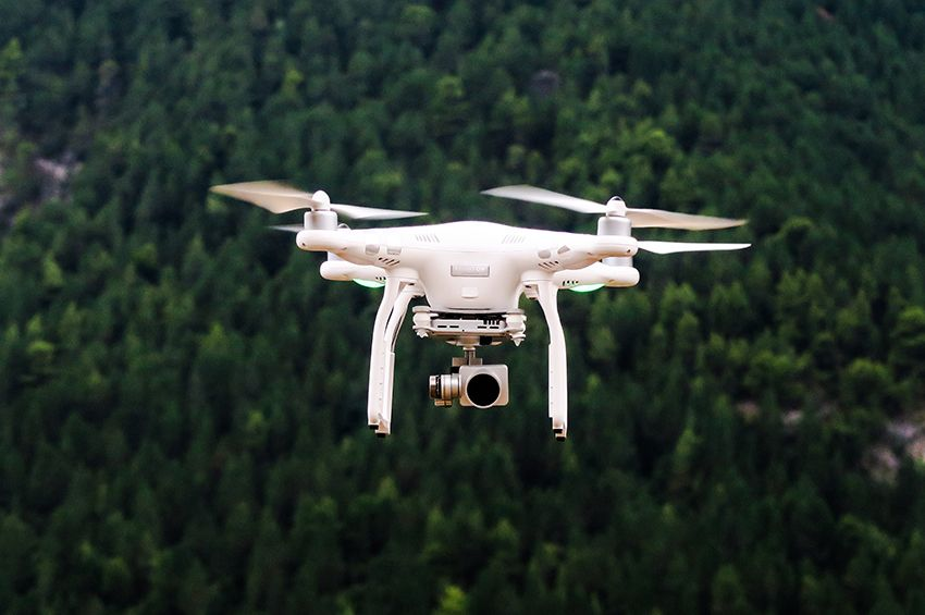 Soaring through Southern Patagonia with the Premium Byrd drone