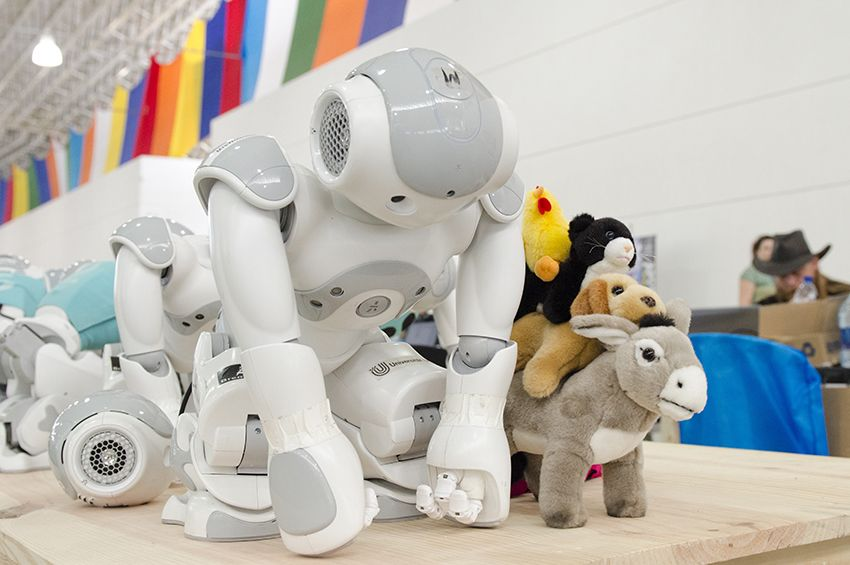 Taddler robot provides insights into early childhood learning