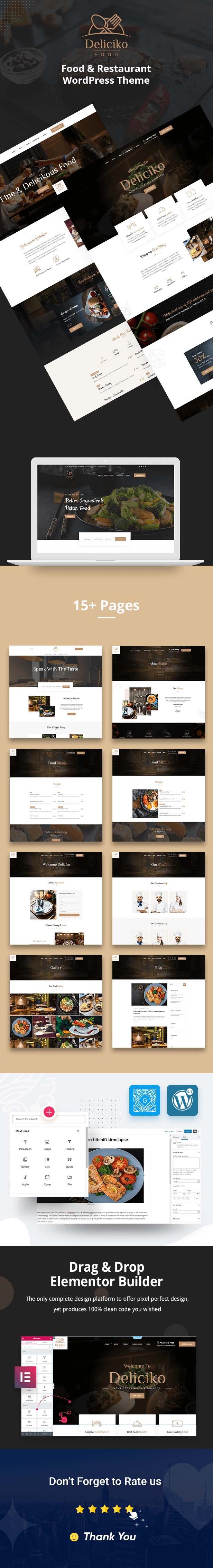 Deliciko WordPress